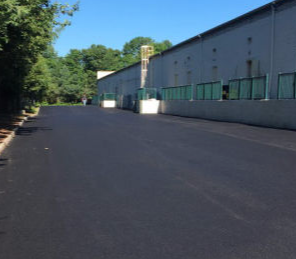 Warren County Industrial paving NJ